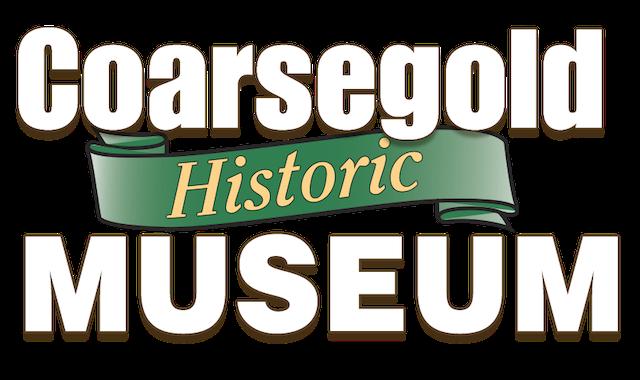 Coarsegold Historic Museum Logo
