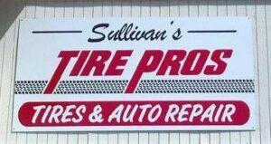Logo art for Sullivan's Tire Pros