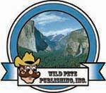 Logo art for Wild Pete Publishing